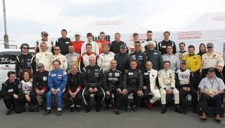 Die STT hat 2012 ein großes Fahrerfeld