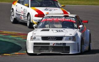 Joachim Duscher holte in Rennen 2 den Divisions-Sieg