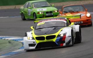 René Aeberhardt gab ein gelungendes BMW-Debüt