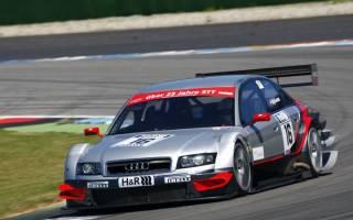 Edy Kamm siegte im Audi-Duell