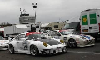 Ob GT2 Porsche oder 944er - beste Kandidaten für die STT Klassik