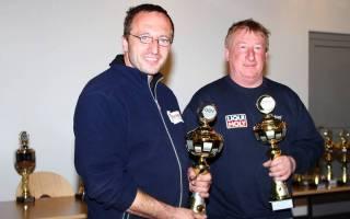 Gerhard Füller siegte gegen Sandro Rothenberger in der 2-Liter Klasse