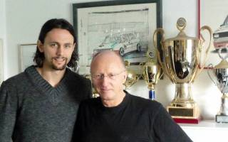 Neven Subotic zu Besuch bei Rolf Krepschik