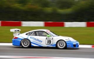 Unter anderem ist der Porsche 997 GT3 Cup von Torsten Klimmer zu sehen