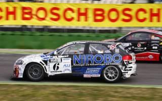 Im zweiten Rennen fuhr Dirk Ehlebracht zum Sieg