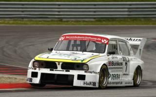 Das zweite Rennen ging an Joachim Bunkus
