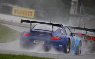 Ulrich Becker war im zweiten Rennen an Jürgen Bender dran