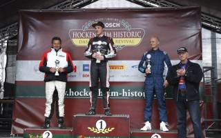Thomas Kramwinkel fuhr bei seiner Porsche-Premiere aufs Podium