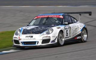 Für Thomas Kramwinkel endete das Porsche-Debüt mit dem Klassensieg
