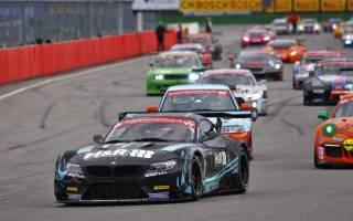 Timo Scheibner startet mit einem BMW Z4 GT3