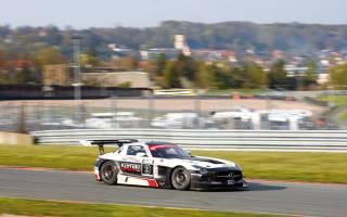 Mario Hirsch (Mercedes SLS AMG GT3) könnte ein ernsthafter Rivale um den Titel werden