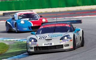 Jürgen Bender (Corvette GT3) geht als amtierender Champion in die neue Saison