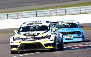 Andreas Ladurner holte sich den Sieg in der Division2 im ersten Rennen