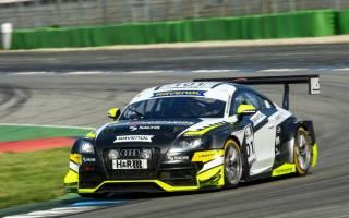René Freisberg (Audi TT) siegte doppelt in der Klasse 4T