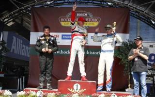 Jorma Vanhanen (Porsche 997 GT3 WRS) siegte vor Klaus Horn und Tjarco Jilesen