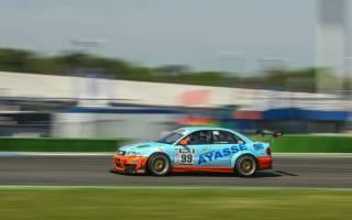 In der 2T siegte Jochen Ayasse (Audi RS4)