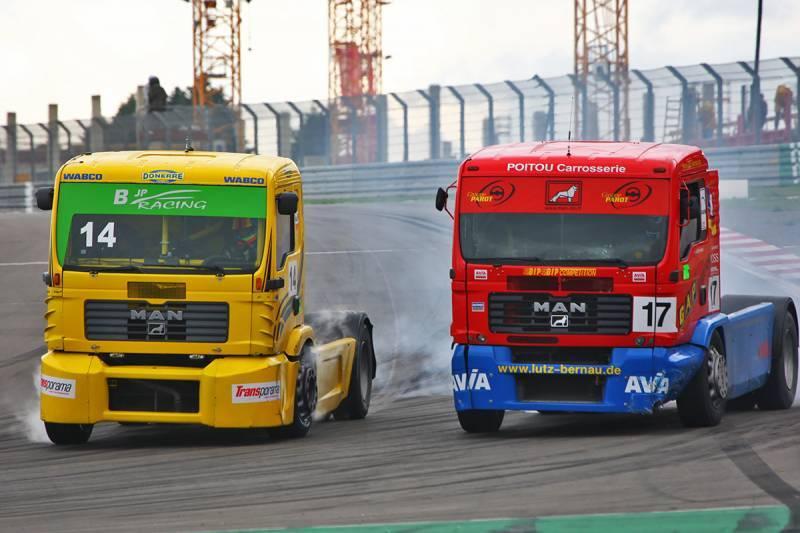 Stt Beim Adac Truck Grand Prix 2017